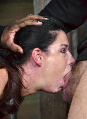 Someone deep deep deepthroat mature mouthfuck bod